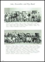 1968 Lowell High School Yearbook Page 90 & 91