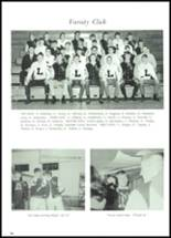 1968 Lowell High School Yearbook Page 94 & 95