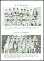 1968 Lowell High School Yearbook Page 100 & 101