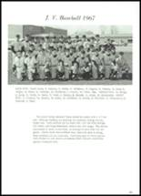 1968 Lowell High School Yearbook Page 104 & 105