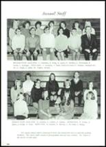 1968 Lowell High School Yearbook Page 112 & 113