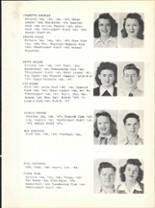 1947 Hillcrest High School Yearbook Page 18 & 19
