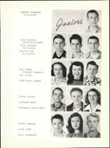 1947 Hillcrest High School Yearbook Page 26 & 27