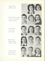 1947 Hillcrest High School Yearbook Page 28 & 29