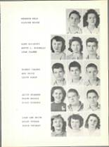 1947 Hillcrest High School Yearbook Page 30 & 31