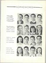 1947 Hillcrest High School Yearbook Page 36 & 37