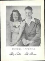 1947 Hillcrest High School Yearbook Page 42 & 43