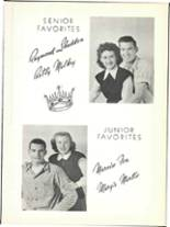 1947 Hillcrest High School Yearbook Page 44 & 45