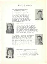 1947 Hillcrest High School Yearbook Page 48 & 49