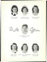 1947 Hillcrest High School Yearbook Page 70 & 71