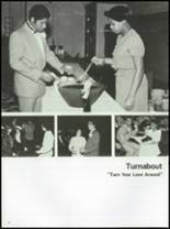 1984 Thornton Township High School Yearbook Page 32 & 33