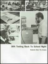 1984 Thornton Township High School Yearbook Page 58 & 59