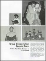 1984 Thornton Township High School Yearbook Page 126 & 127