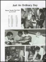 1984 Thornton Township High School Yearbook Page 140 & 141
