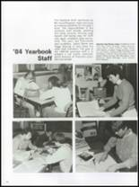 1984 Thornton Township High School Yearbook Page 150 & 151