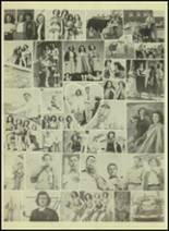 1952 Moran High School Yearbook Page 14 & 15