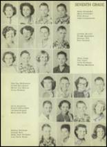 1952 Moran High School Yearbook Page 22 & 23