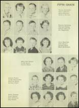 1952 Moran High School Yearbook Page 24 & 25