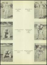 1952 Moran High School Yearbook Page 40 & 41