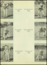 1952 Moran High School Yearbook Page 42 & 43