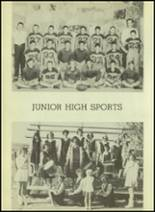 1952 Moran High School Yearbook Page 46 & 47