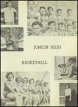 1952 Moran High School Yearbook Page 48 & 49