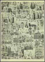 1952 Moran High School Yearbook Page 50 & 51
