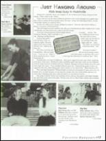 2001 Hutchinson High School Yearbook Page 20 & 21