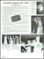 2001 Hutchinson High School Yearbook Page 38 & 39