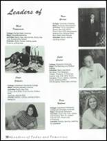 2001 Hutchinson High School Yearbook Page 42 & 43