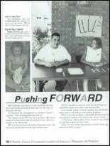 2001 Hutchinson High School Yearbook Page 100 & 101