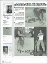 2001 Hutchinson High School Yearbook Page 110 & 111