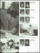 2001 Hutchinson High School Yearbook Page 124 & 125