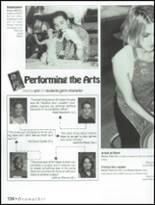2001 Hutchinson High School Yearbook Page 128 & 129