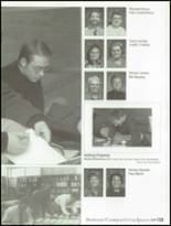 2001 Hutchinson High School Yearbook Page 136 & 137