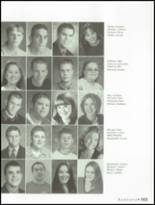 2001 Hutchinson High School Yearbook Page 166 & 167