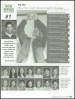 2001 Hutchinson High School Yearbook Page 186 & 187
