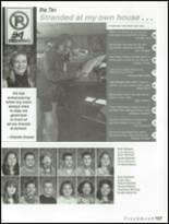 2001 Hutchinson High School Yearbook Page 200 & 201