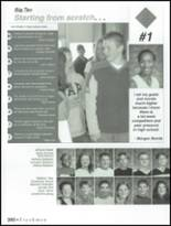 2001 Hutchinson High School Yearbook Page 204 & 205