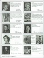 2001 Hutchinson High School Yearbook Page 224 & 225