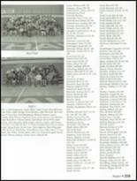 2001 Hutchinson High School Yearbook Page 242 & 243