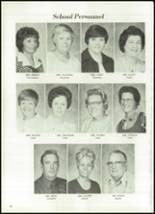 1977 Prosper High School Yearbook Page 20 & 21