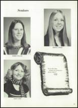 1977 Prosper High School Yearbook Page 26 & 27
