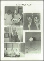 1977 Prosper High School Yearbook Page 44 & 45