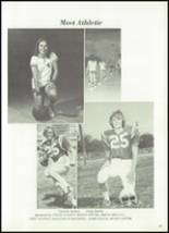 1977 Prosper High School Yearbook Page 56 & 57