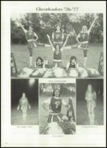 1977 Prosper High School Yearbook Page 68 & 69