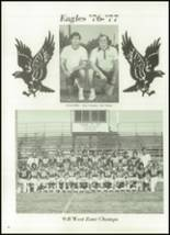 1977 Prosper High School Yearbook Page 96 & 97