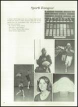1977 Prosper High School Yearbook Page 124 & 125