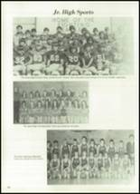 1977 Prosper High School Yearbook Page 126 & 127