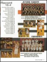 2009 Pleasant High School Yearbook Page 52 & 53